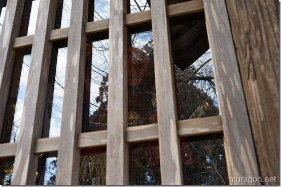 仙台総鎮守 愛宕神社 日本最大の烏天狗
