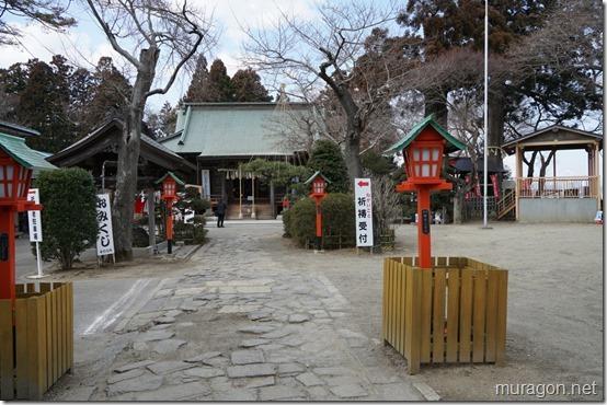 仙台総鎮守 愛宕神社