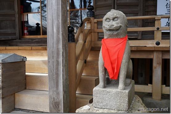 仙台 愛宕神社 狛犬
