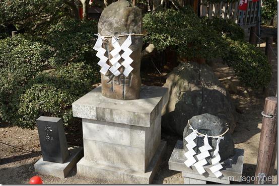 仙台 愛宕神社 水神