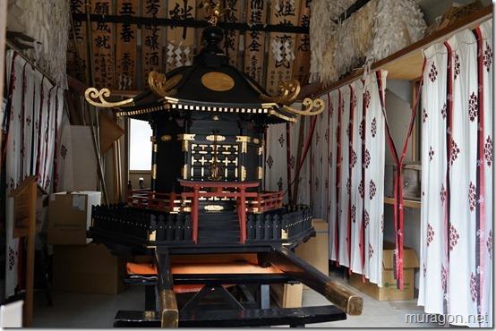 大崎八幡宮 神輿