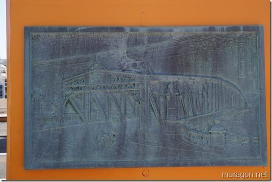 明治時代の新大橋