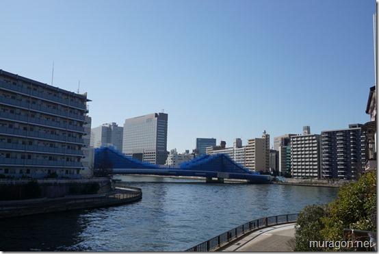 ケルンの眺め(清州橋)