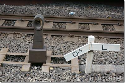 東京駅 ゼロキロポスト(0km point)