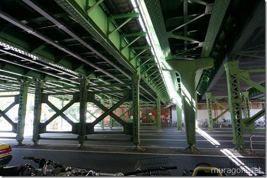 鍛冶橋架道橋