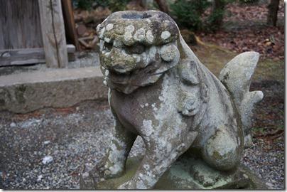 カッパ狛犬