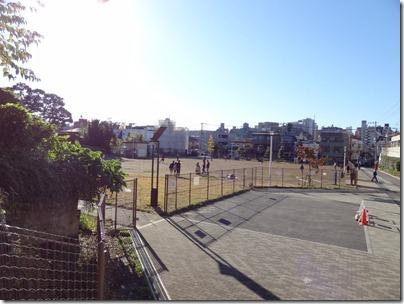 防災広場「初音の森」