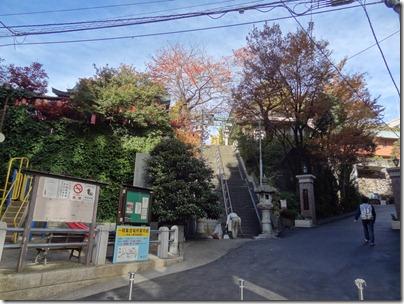 男段(男坂)