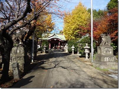 市谷亀ヶ岡八幡神社