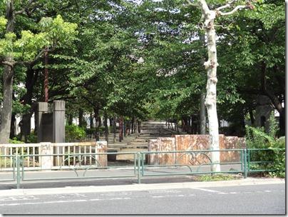 山谷掘公園