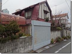 旧東京市営真砂町住宅第2期分(1923年)