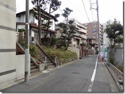 旧東京市営真砂町住宅第3期分(1925年)。