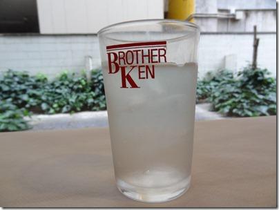 ブラザー軒のグラス