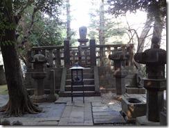 春日局の墓