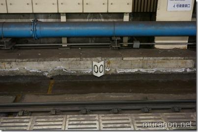 ゼロキロポスト(0kmポスト)
