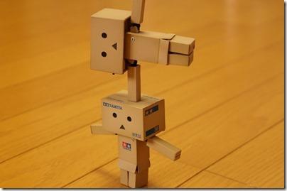 リボルテック ダンボー・ミニで簡単動画を作る方法