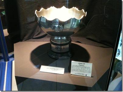 アジアカップレプリカ