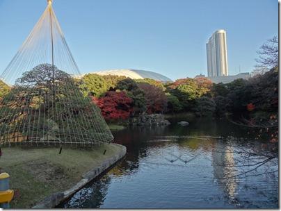 東京ドームと東京ドームホテル