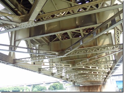 花川戸鉄道橋(東武鉄道隅田川橋梁)