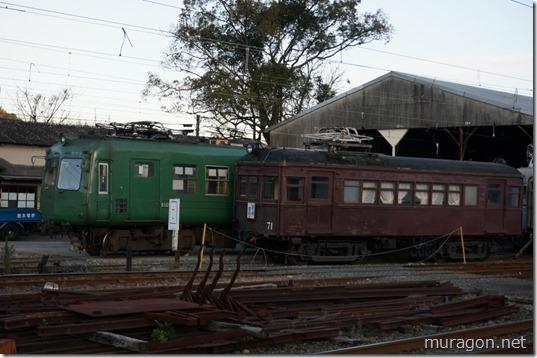 熊本電鉄 くまでん モハ71