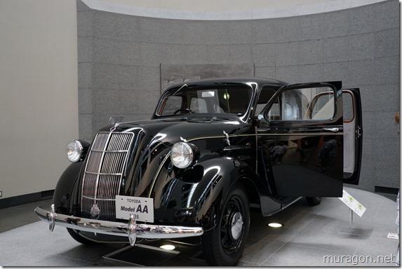 トヨダ AA型乗用車  レプリカ (1936年)