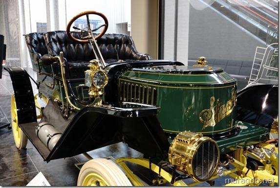 スタンレー スチーマー モデルE2 (1909年アメリカ)