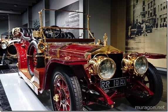 ロールスロイス 40/50HP シルバーゴースト (1910年イギリス)