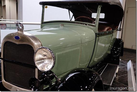 フォード モデルA(1928年アメリカ)