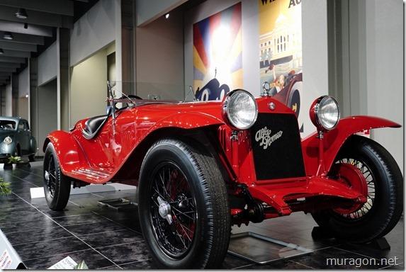 アルファロメオ 6C1750 グランスポルト(1930年イタリア)