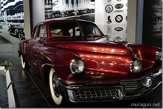 タッカー'48(1948年アメリカ)