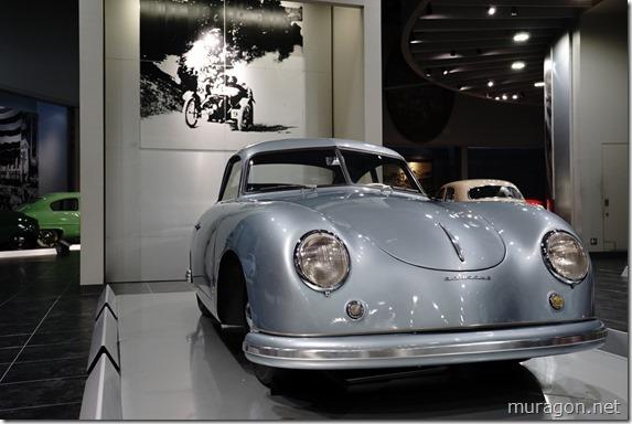 ポルシェ 356 クーペ(1951年ドイツ)
