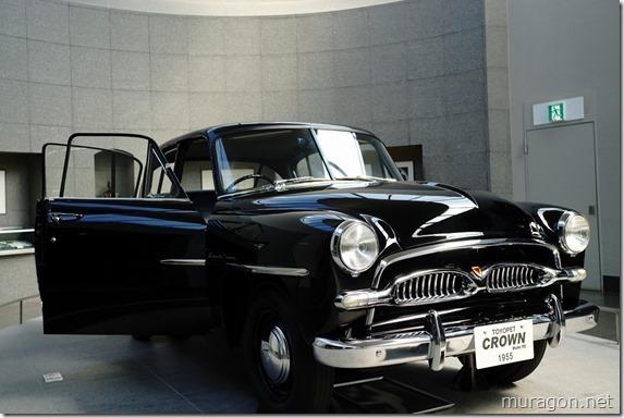 トヨペット クラウン RS型(1955年