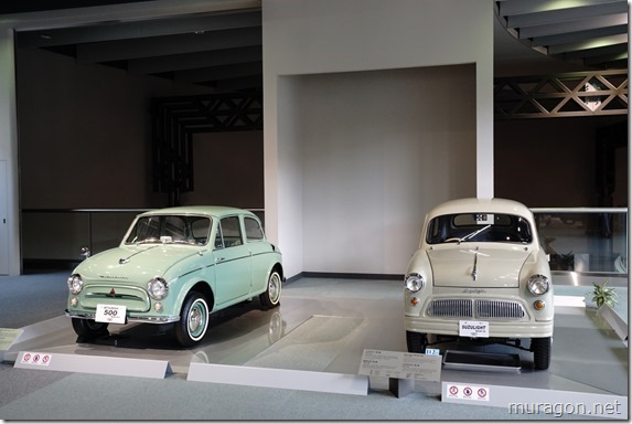 三菱 500 A11型(1961年)