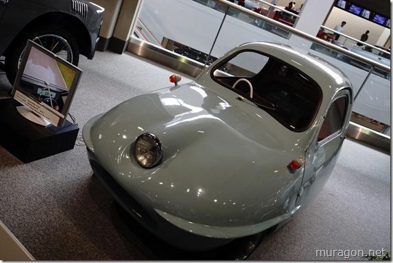 フジキャビン 5A型(1955年)