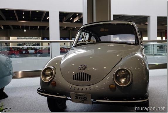 スバル 360 K111型(1958年)