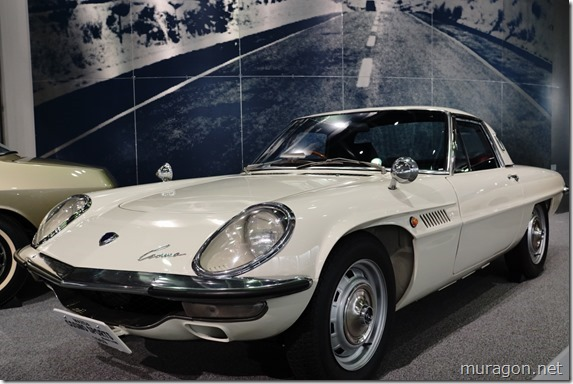 マツダ コスモスポーツ L10B型(1969年)