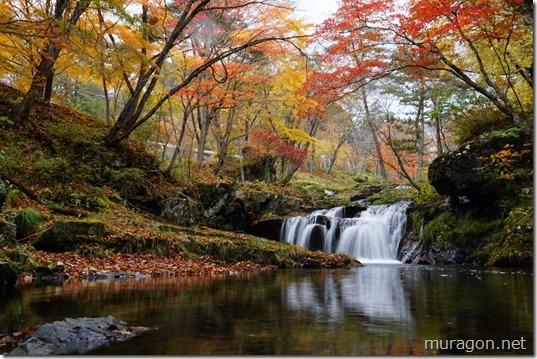 小黒滝(一関市大東町)