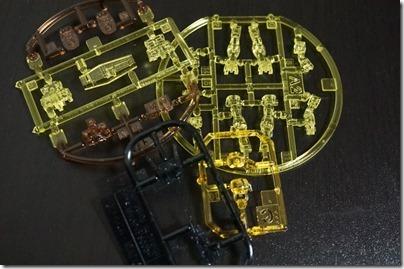 1/380 miniガンプラ RX-78-2 ガンダム ヤカン装備