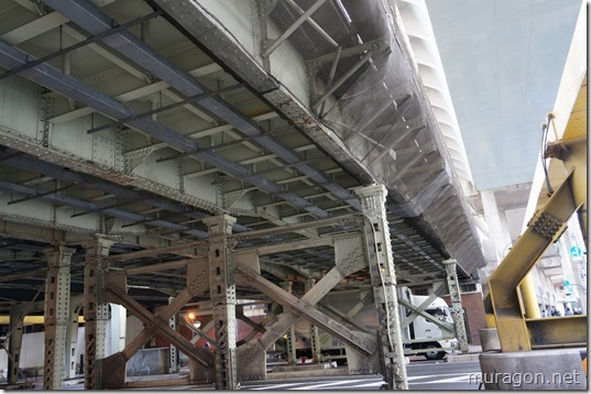 呉服橋架道橋