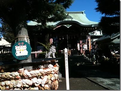 今戸神社 絵馬