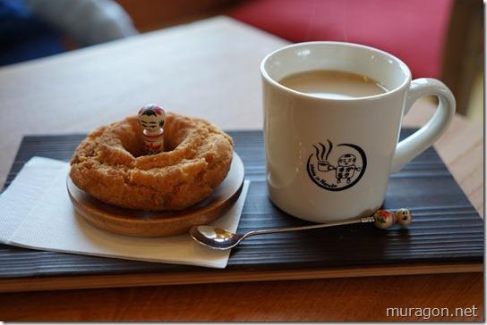 準喫茶カガモクドーナツ