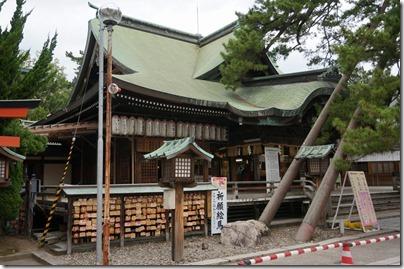 新潟総鎮守「白山神社」