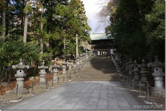 仙台東照宮 石灯篭