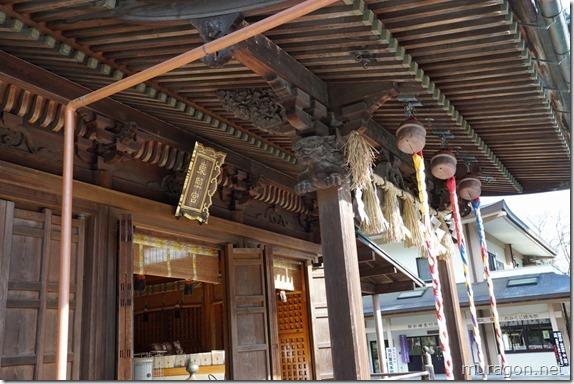 仙台東照宮 拝殿