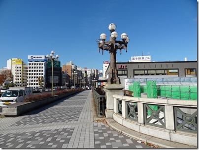 四谷駅の橋