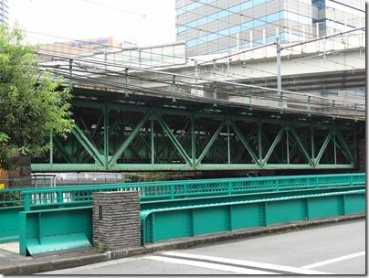 小石川橋通り架道橋