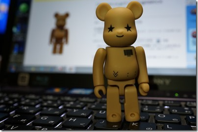 bearbrick(ベアブリック) Amazon.co.jp アマゾンversion