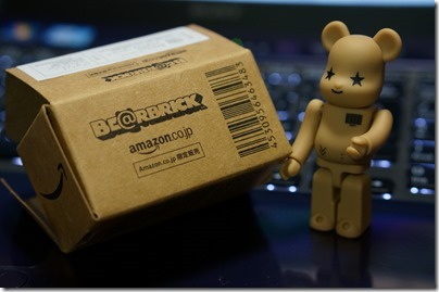 BE@RBRICK(ベアブリック) Amazon.co.jp アマゾンversion