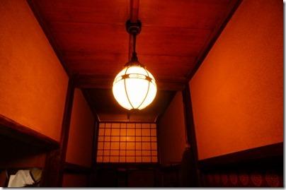 風情ある電灯