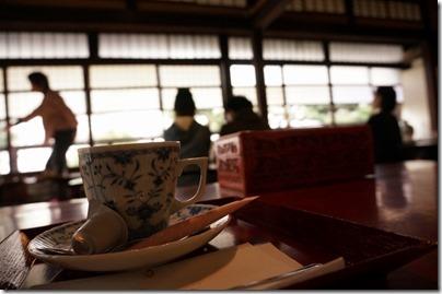 Cafe de 八雲庵